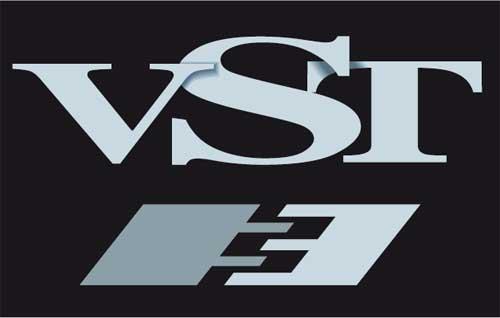 VST3 logo